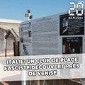 Italie : Un club de plage fasciste découvert près de Venise