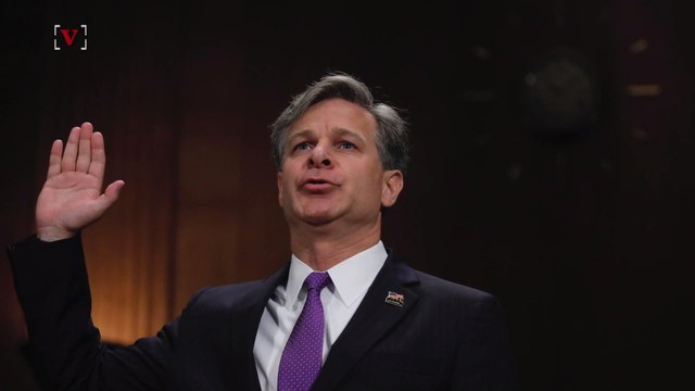 Trump's FBI Pick Says It Would Be 'Wise' To Call The FBI If Contacted By Foreign Government