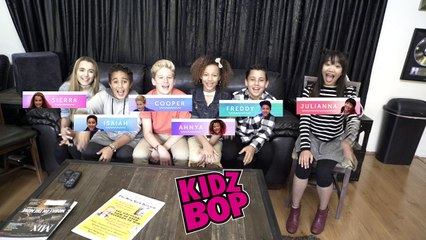 The Motherhood Corner: Breaking Into Show Business With The Kidz Bop Kids