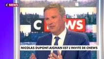 Nicolas Dupont-Aignan invité de Caroline Delage
