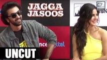 Ranbir Kapoor And Katrina Kaif Click Selfies WIth Fans While Promoting Jagga Jasoos