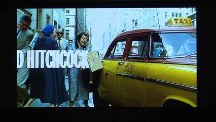 Fenêtre sur Hitchcock, Les génériques du maître du suspense - FIFLR