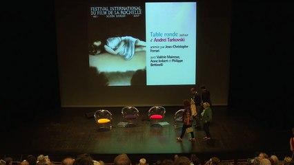 Table ronde autour d'Andrei Tarkovski 1/2 - FIFLR