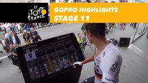 GoPro Highlight - Étape 11 / Stage 11 - Tour de France 2017
