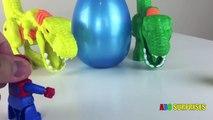 Coches colores hacer huevos huevos huevos caliente Aprender jugar hombre araña sorpresa juguetes ruedas Doh robocar poli pl