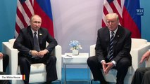 Trump Says Putin Would Have Preferred Hillary Clinton's Victory In US Election