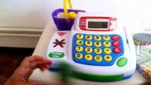 Toys for Girls Unboxing Mayas Cash Register Toy Set
