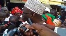Caravane Taxawu Sénégal à Saint-Louis : Cheikh Bamba Dièye étale la « souffrance » des sénégalais