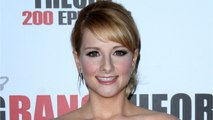 Melissa Rauch announces pregnancy after a miscarriage