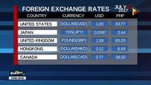 FYI: Thursday's foreign exchange rates