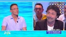 La Télé même l'été! : Christophe Carrière raconte quand son père l'a emmené dans une boite échangiste !