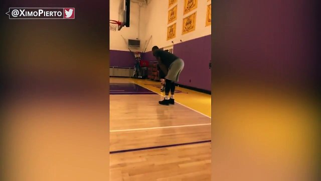 【NBA】Anthony Davis & DeMarcus Cousins Playing Basketball  2017 NBA Offseason