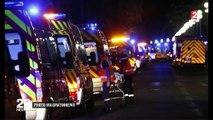 Attentat de Nice : les pompiers témoignent