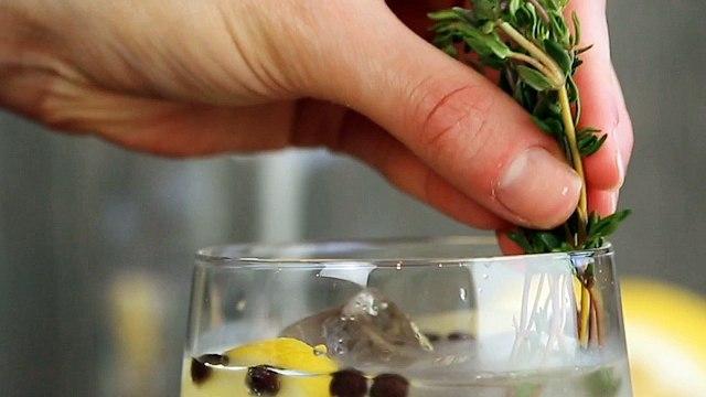 Spanish Gin & Tonic Cocktail Recipe - Liquor.com