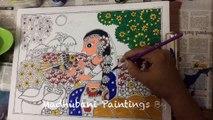 Short Tutorial Madhubani Paintings 2