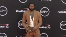 DeAndre Jordan 2017 ESPY Awards Red Carpet
