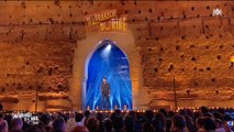 Jamel Debbouze ironise sur l'âge d'Emmanuel Macron hier soir sur M6 - Regardez