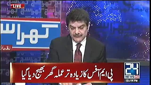 Mubashir Luqman reveals shocking facts about Sharif family property in London