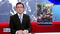 Mga mangingisda at magsasakang apektado ng kaguluhan sa Marawi, tutulungan