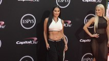 Nikki Bella 2017 ESPY Awards Red Carpet