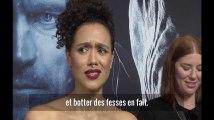 """""""J'adore voir toutes ces femmes botter des fesses"""" : quand les acteurs de GoT spoilent la saison 7"""