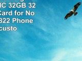 Professional Kingston MicroSDHC 32GB 32 Gigabyte Card for Nokia Lumia 822 Phone with