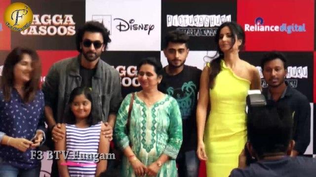 FULL ON मस्ती Disney Film Jagga Jasoos I Ranbir Kapoor & Katrina Kaif Films