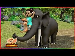 Enugamma Enugu - Telugu Rhymes for children (4K)