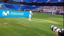 Theo Hernandez incapable de faire des jongles lors de sa présentation au Real Madrid