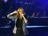 Céline Dion en concert à Lyon (2017)