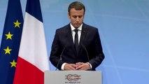 Emmanuel Macron s'appuie sur la théorie de Malthus