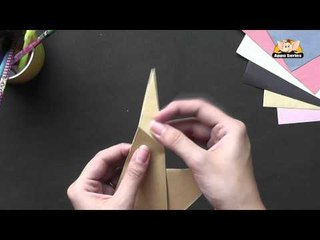 Origami - Origami In Sindhi - The Barking Dog