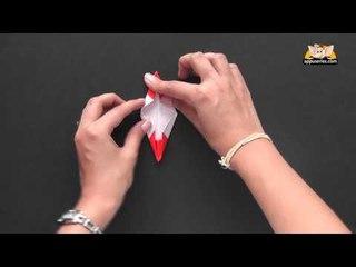 Origami - Origami in Sindhi - Make an Interesting Boat