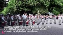 [Événement] Prise d'armes de la Légion étrangère