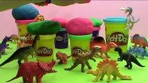 Des balles dinosaure dinosaures jouer jouets doh surprises boules de jouets surprise