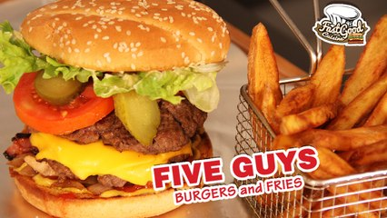 Comment faire un Menu Five Guys ?