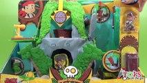 Bucky Barco Pirata Musical y Set de Piratas - Juguetes de Jake y los Piratas