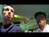 dusty harrison  juan  & mike rodriguez talk boxing