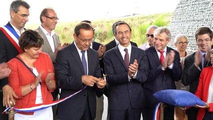 Inauguration de la 2x2 voies entre La Membrolle-sur-Longuenée et Le Lion-d'Angers
