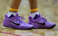Lonzo Ball ditches Big Baller Brand shoes for Nikes