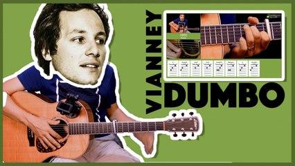 Dumbo - Vianney - Tuto [GUITARE FACILE]