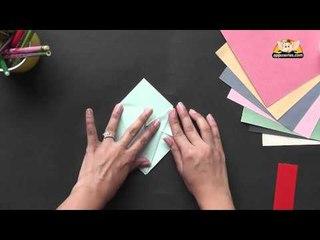 Paper Flower Origami 3d Model Choice Image - Flower Decoration Design   240x320