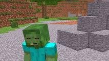 Triste histoire histoire dessins animés minecraft 2 du DAU Février animation minecraft