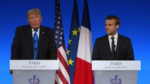 Trump: 'Something could happen' on Paris Climate Agreement
