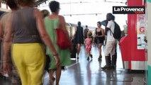 Marseille : premier grand chassé-croisé à la gare Saint-Charles