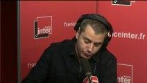 Laurence Debray répond aux questions d'Ali Baddou