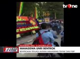 Bnetrokan di Universitas Riau, 6 Mahasiswa Terluka