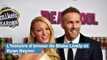 Love Story : Blake Lively et Ryan Reynolds