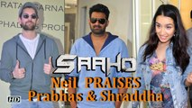 Neil Nitin Mukesh PRAISES Prabhas & Shraddha for 'Saaho'