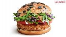McDo France lance un burger végétarien